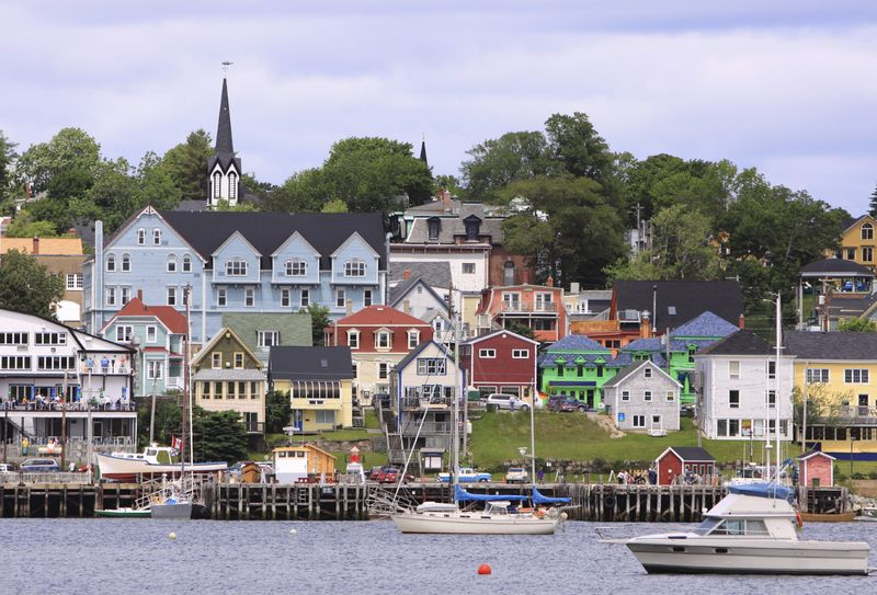 Lunenburg And Queens County By Bettina Nova Scotia