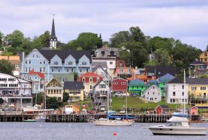 harbour in Lunenburg